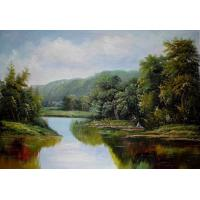 Buy cheap Wholesale Landscape Oil Painting from wholesalers
