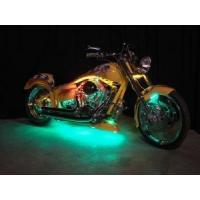 High Intensity Motorcycle LED Light Kit (With Remote) Manufactures
