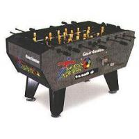 China Action Coin Operated Foosball Table on sale