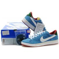 Nike SB low blue-white Manufactures