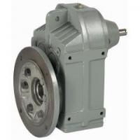 Helical Geared Motor FASF parallel shaft helical gearbox Manufactures