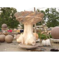 Fountain Ball Stone feng shui ball JX-011 Manufactures