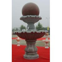 Fountain Ball Stone feng shui ball JX-012 Manufactures