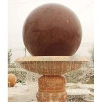 Fountain Ball Stone feng shui ball JX-010 Manufactures