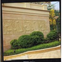 White marble sculpture Sandstone anaglyph JX-014 Manufactures