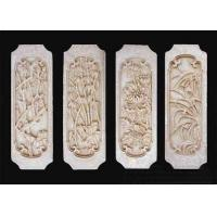 White marble sculpture Sandstone anaglyph JX-015 Manufactures