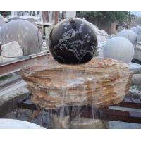 Fountain Ball Stone feng shui ball JX-007 Manufactures