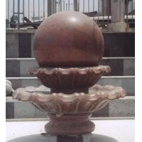 Fountain Ball Stone feng shui ball JX-002 Manufactures