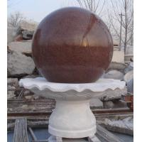Fountain Ball Stone feng shui ball JX-003 Manufactures