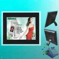 Digital Photo Frame V-150A1B 15 inch DPF with libattery Manufactures