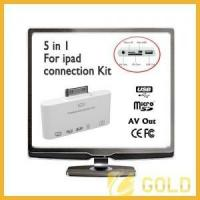 5 in 1 For ipad connection Kit Manufactures