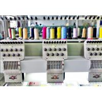 GYG series GYG915/400/800 Flat Computer Embroidery Machine Manufactures