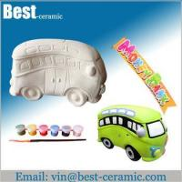 Buy cheap Ceramic DIY craft diy ceramic paint set from wholesalers