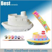 Buy cheap Ceramic DIY craft diy ceramic craft from wholesalers