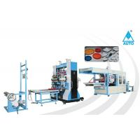 Vacuum Blister Thermoforming Production Line XC40- Manufactures