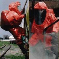 Gas-tight Chemical Protective Suit Manufactures