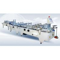 ZH800A/880A/1000A Automastic Small Box Folder Gluer with Prefold function Manufactures