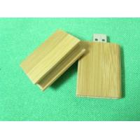 Buy cheap Wooden usb drives [96] SU406 bamboo usb drive from wholesalers