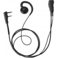 Pryme LMC-1GH03 Low Cost G-Hook PTT Adjustable Earset Lapel Mic fits Motorola Manufactures