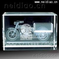China Electric tricycle-Square 3D Laser Crystal wholesale