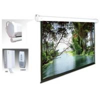 Projection screen Electric projection screen