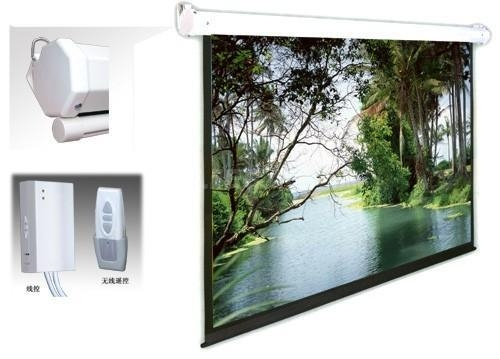 Quality Projection screen Electric projection screen for sale