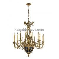 Lost Wax Casting Brass Pendant Lamp (MD1034-15) Manufactures