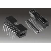 1.0MM 2.54mm BOX Header, Right Angle Manufactures