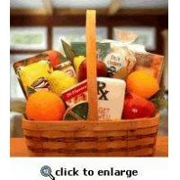 RX To Get Well Gift Basket with fruit for A Sick Friend Manufactures