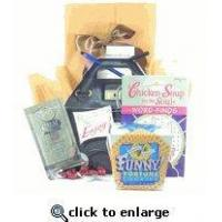Get Well Gift Basket | Get Well Speedy Recovery Present with Books for Friend or Co-worker Employee Manufactures