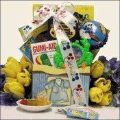 Kids Get Well Gift Basket for Life