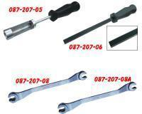 China Brakes Tool / Brake Callipers File / Brake Line Flare Nut Wrench on sale