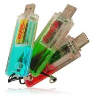 Buy cheap Translucent USB Flash Dr... USB Flash Drive - Style Liquid 2 from wholesalers