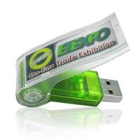 Plastic USB Flash Drives USB Flash Drive - Style Whistle Manufactures