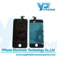 Black, White Original 960x640 Pixel LCD Screen Assembly LCD Screen Digitizer For IPhone 4g Manufactures