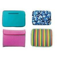 China Widescreen Dampproof 3mm Neoprene Laptop Sleeves 17 inch for Women on sale