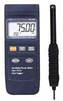 Lu Chang, Taiwan Product  Memory precision hygrometer + dew point meter HT3009 Manufactures