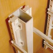 China QuikTRAY Rollout System QuikTRAY Center Support Post, Bulk (12) on sale