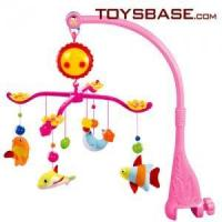 China Baby Toys (104) Lovely Toys for Baby Crib Mobile - Wind up Musical Mobile HL2011-16 on sale