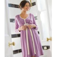 China Mauve Dressing Gown SIZE 16 on sale