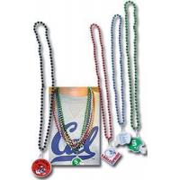 Fan Gear Pardi Beads with Medallion Manufactures