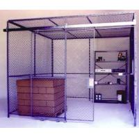 China Wireway Wire Partitions, Security Cages & Tennant Lockers on sale