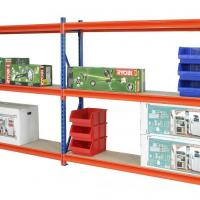 Longspan Shelving  heavy duty Call us for the best prices Manufactures