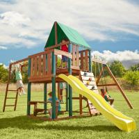 Swing-N-Slide Chesapeake Wood Complete Play Set [PB 8243W] Manufactures
