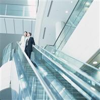 Buy cheap Airport Moving Sidewalk Commercial Escalators from wholesalers