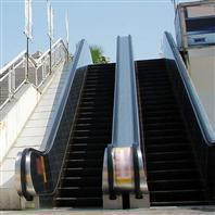 Buy cheap Airport Moving Sidewalk Public Escalators from wholesalers
