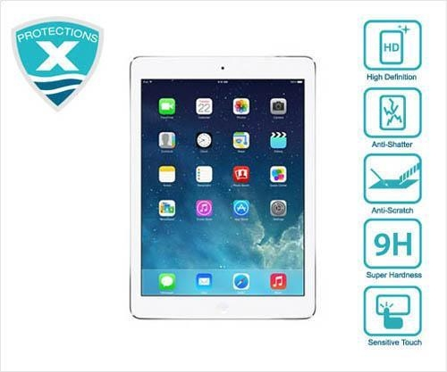 Quality iPad Air Screen Protector Premium Tempered Glass for sale