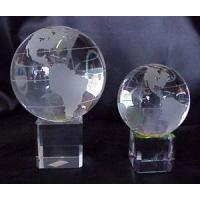 Crystal World Globe - Feng Shui Manufactures