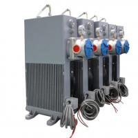 Oil Cooler with Integrated Tank and Oil Filter for Concrete Mixer Manufactures