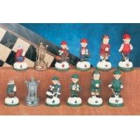 China Golf Theme Chessmen/Chess Piece Set on sale